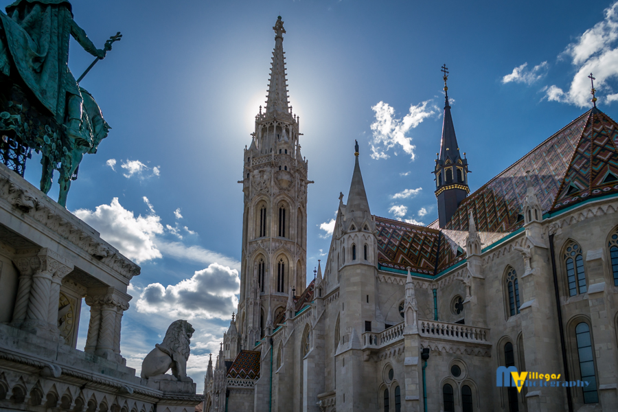 Church at the Fisherman's Bastion