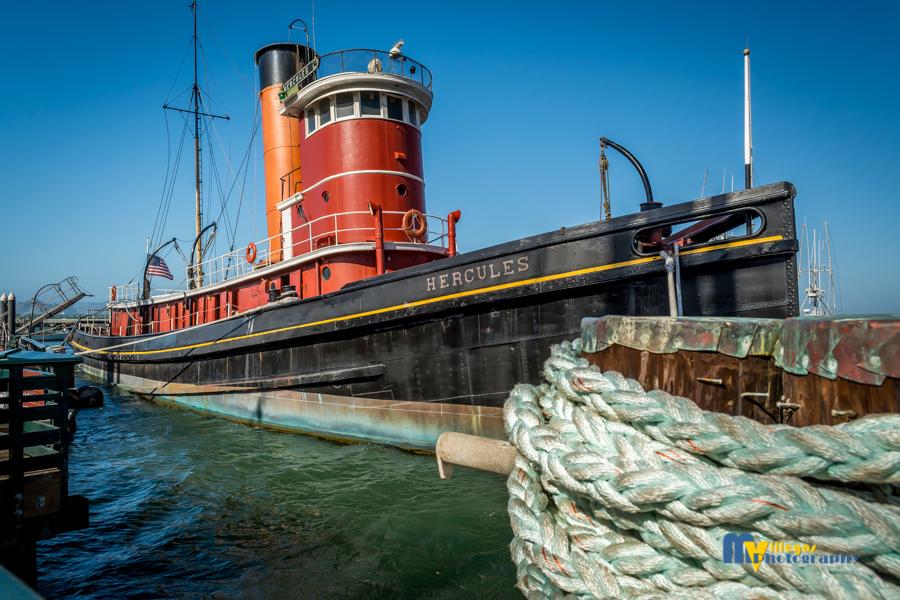 *Singing to the theme of that old show, The Love Boat... theeee tuuuuuug boat.... Laa laa la laa la la laa la laaaaaa...*